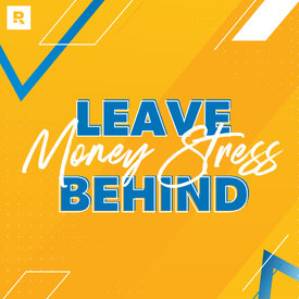 Financial Peace Social Media Post - Leave money stress behind.