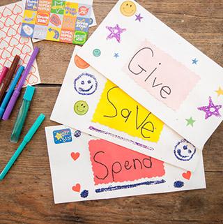 Activities envelopes