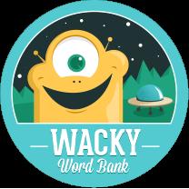 Badge10 wacky
