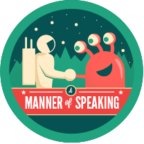 Badge5 manners